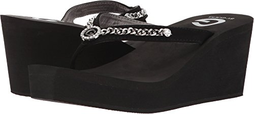- G by GUESS Women's Saleen Black 8 M US
