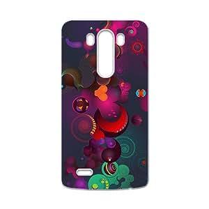 Colorful Graffiti Pattern Custom Protective Hard Phone Cae For LG G3