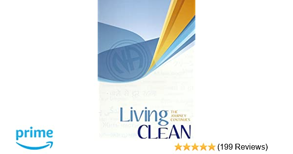 Living clean the journey continues unknown 9781557769275 amazon living clean the journey continues unknown 9781557769275 amazon books fandeluxe Images