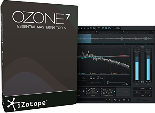 Buss Compressor (iZotope Ozone 7 -Channel Audio)