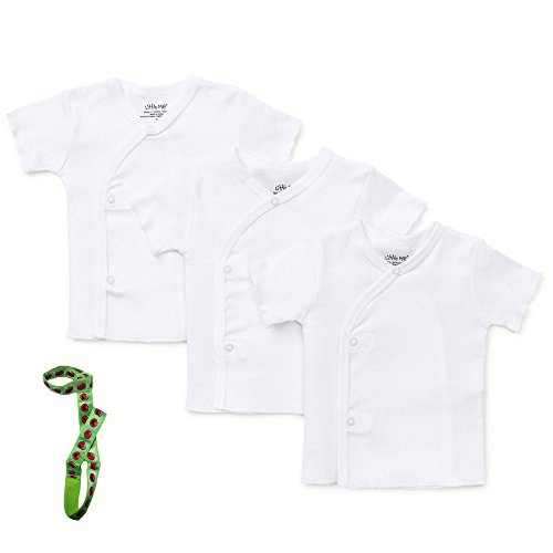 Little Me Newborn T Shirt Undershirt product image