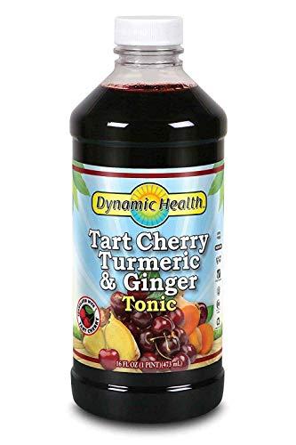 Black Cherry Concentrate Dynamic Health 16 oz Liquid