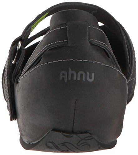Ahnu Women's 1014335 Flat, Black, 8.5 M US Photo #7