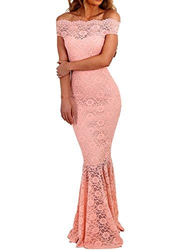 Rosa Rosa Damen Kleid Damen Damen emmarcon emmarcon Kleid emmarcon Kleid Rosa CxHw55