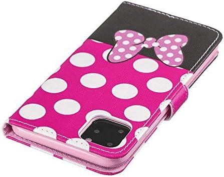 iPhone 11 PUレザー ケース, 手帳型 ケース 本革 耐摩擦 ビジネス 携帯カバー カバー収納 財布 手帳型ケース iPhone アイフォン 11 レザーケース