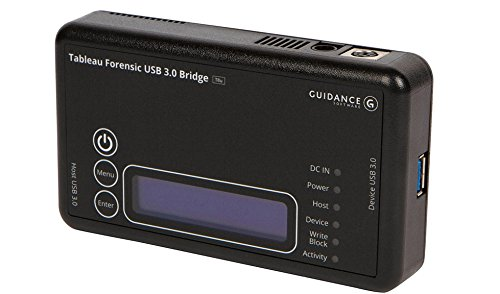 Tableau TK8u USB 3.0 Forensic Bridge Kit - T8u Plus Cable Kit by Tableau