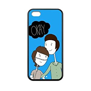 Custom The Fault In Our Stars Back Cover Case for iphone 5C JN5C-270