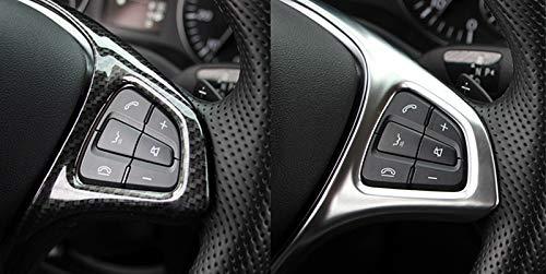 KIMISS 2Pcs Luce posteriore fanale posteriore Copertura per Mercedes-Benz Vito W447 2014-2017