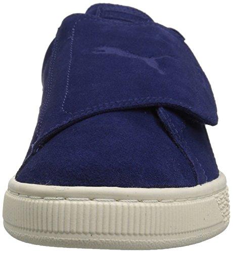 Puma PUMASuede Wrap Color Blocked - Wildleder Umschlag Farbe Blocked Herren Blue Depths-blue Depths