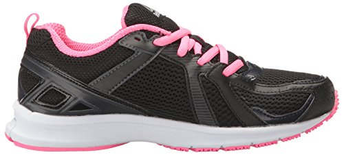 Black Sneaker Poison MT Coal D Wide Runner Reebok Pink D Women's White Wide Silver wRq1ZxH0