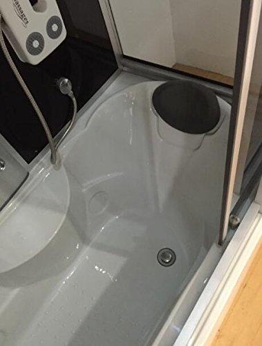 Model SICILY 150 x 83 cm lighting FM Radio Taps 2 person Whirlpool corner bath glass panel