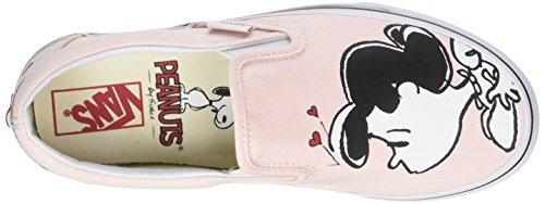 Bestelwagens Unisex Schoenen Classic Slip-on Pinda Smakken Charlie Brown / Snoopy Sneakers