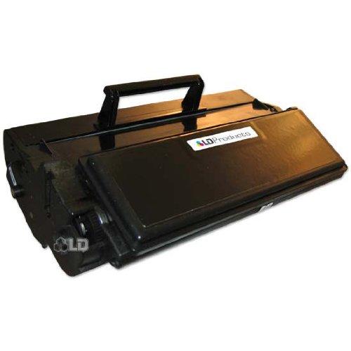 LD Remanufactured High Yield Black Laser Toner Cartridge for Lexmark 12A7405 (E321, E323 Series Printers) (E323n Laser Printer)