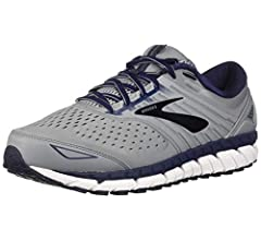 b89a40489205a Brooks Men's Beast 18 4E Extra Wide, Black/Grey/Silver