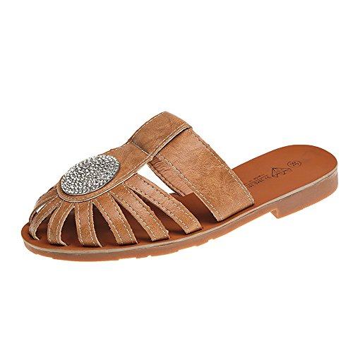 Women's Sandals CuteThong Summer Flats Flip Flop Sandals Wom