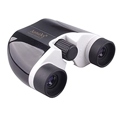 Luwint 8 X 21 Kids Binoculars for Bird Watching, Watching Wildlife or Scenery, Game, Mini Compact and Image Stabilized, Best Gifts for Children