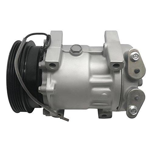 RYC Remanufactured AC Compressor and A/C Clutch FG575 (Mazda Compressor A/c 626)
