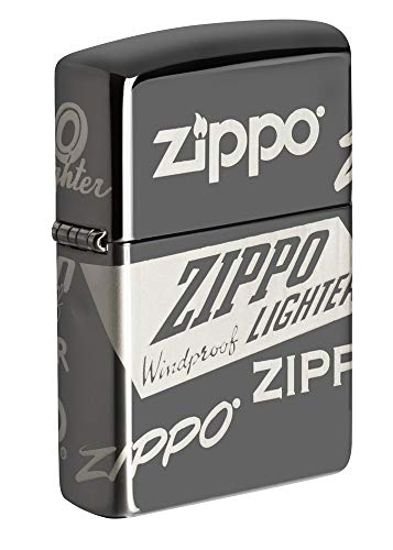 Zippo Logo Design