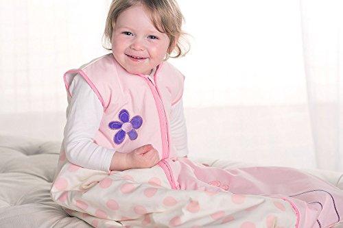 Amazon.com: Baby Sleeping Bag, Pretty Flowers, Kiddy Kaboosh, Various Sizes & Weights: Baby
