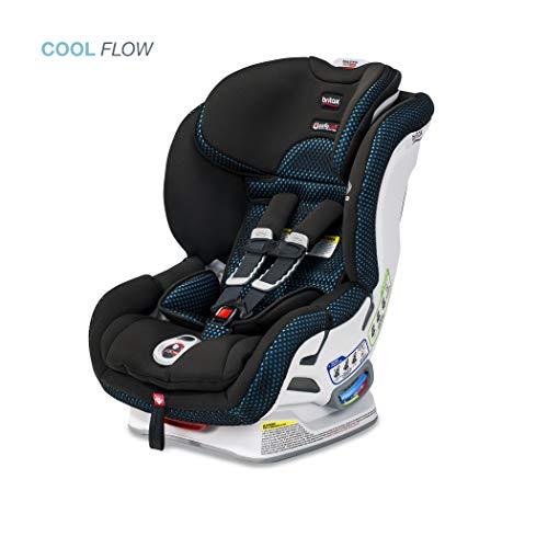 Britax Boulevard ClickTight Convertible Car Seat, Cool Flow Teal