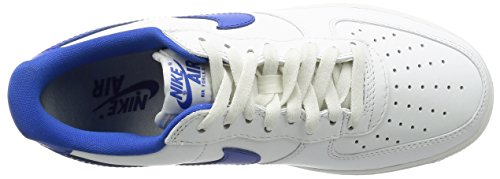 Nike 845053-102 - Zapatillas de deporte Hombre Blanco (Summit White / Game Royal)