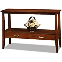 Leick Delton Hall Console Table with Drawers