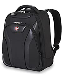 SA5963 Black TSA Friendly ScanSmart Laptop Business Backpack - Fits Most 13 Inch Laptops and Tablets