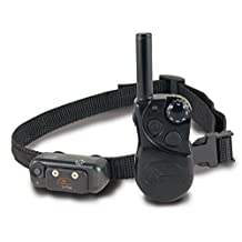 SportDOG Brand YardTrainer 100 m Remote Trainer - 100 m Range - Waterproof Dog Training Collar with Tone and Shock