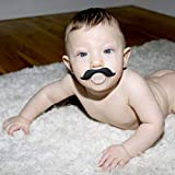 Hipsterkid BPA Free Mustachifier for Infants