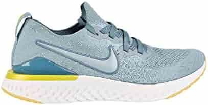 b2e5c9aa6908b Nike Epic React Flyknit 2 (GS) Big Kids  Running Shoes Aviator Grey