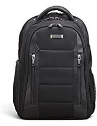Reaction Kenneth Cole Zip Backpack - Mens - Black