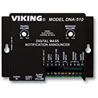 VIKING ELECTRONICS Digital Notification Announcer / DNA-510 /