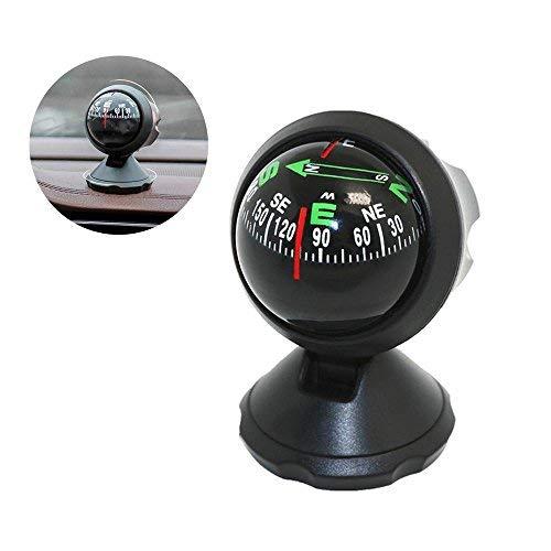 Pawaca Car Compass Ball
