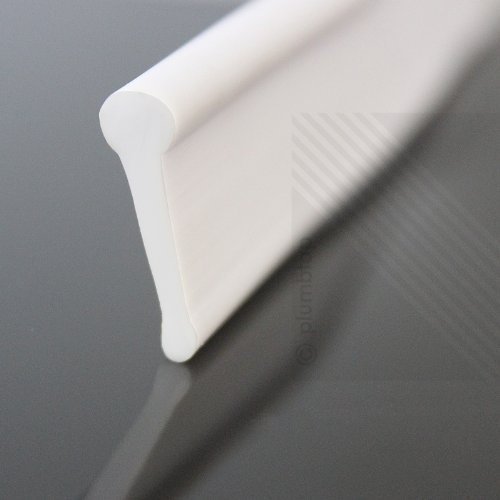 Very valuable shower screen rubber strip
