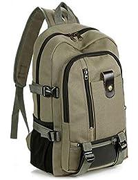 Back to School Gift LightInTheBox Vintage Casual Backpack School Bag Laptop Bakpack-Army Green