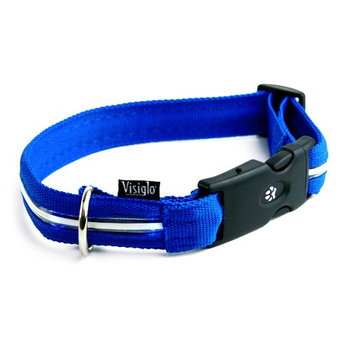 Visiglo bluee Nylon with bluee Led, Med