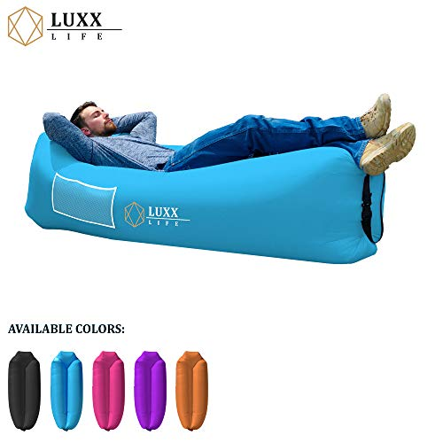 LUXX LIFE Inflatable Lounger