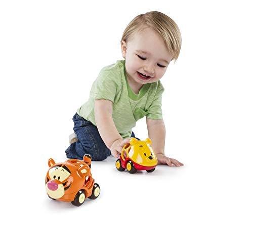 Disney Baby Go Grippers Winnie The Pooh & Friends Collection from Oball, Ages 12 Months +