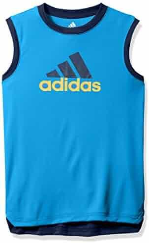 Adidas Boys' Full Court Clima Top