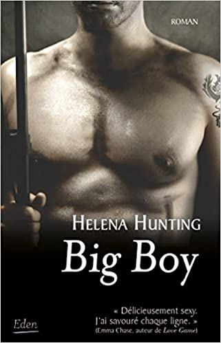 Pucked,Tome 3 - Big boy - Helena Hunting