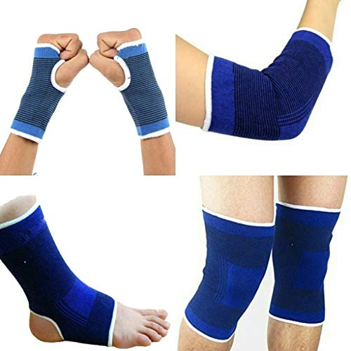 Gym Support of Ankle, Palm, Knee and Elbow – Best Gym Supporter In 2021