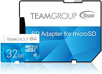Team Group TCUSDH32GUHS40 32GB MicroSDHC Card