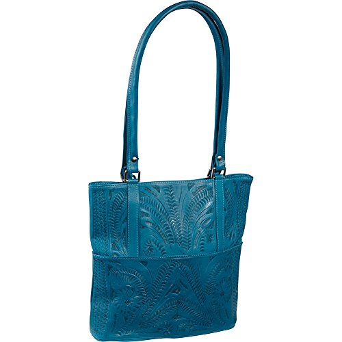 ropin-west-tote-bag-turquoise