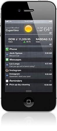 Review Apple iPhone 4S 32 GB Unlocked, Black