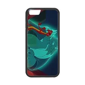 iPhone6 Plus 5.5 inch Phone Case Black Mulan First Ancestor Fa TYI3994046
