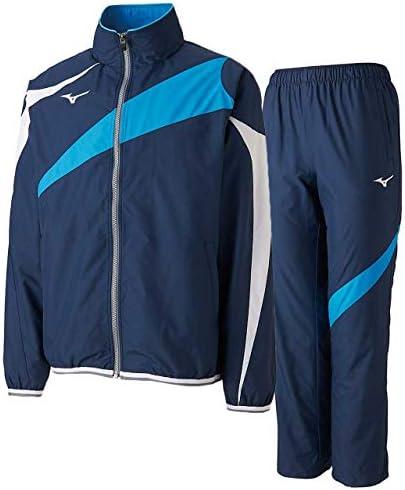 トレーニングクロスシャツ&クロスパンツ上下セット(ドレスネイビー) N2JC9001-14-N2JD9001-14