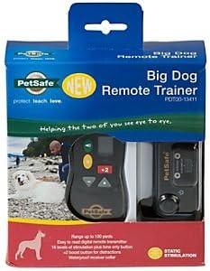 Pet Safe PDT00-13411 Big Dog Remote Training Collar