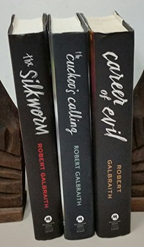 Book cover from 3 Book Cormoran Strike Hardcover Set by Robert Galbraith