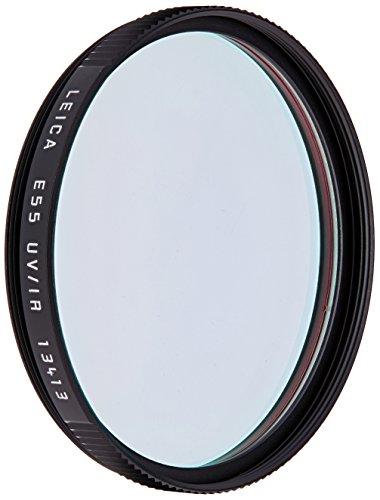 Leica 55E Digital Ultra Violet (UV) / Infra Red (IR) Filter - Black Mount by Leica