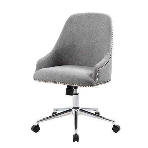 Upholstered Desk Chair Amazoncom